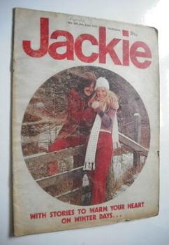 Jackie magazine - 22 January 1972 (Issue 420)
