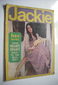 Jackie magazine - 18 March 1972 (Issue 428)