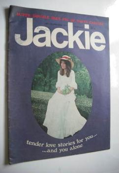 Jackie magazine - 22 April 1972 (Issue 433)