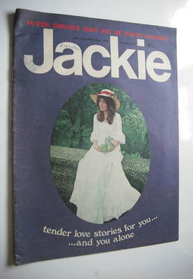 <!--1972-04-22-->Jackie magazine - 22 April 1972 (Issue 433)
