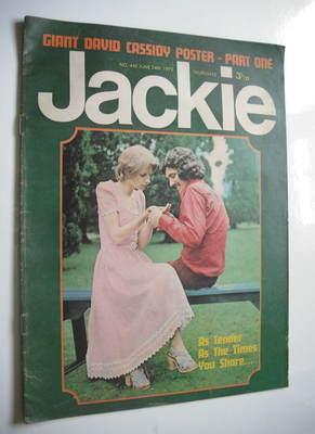 <!--1972-06-24-->Jackie magazine - 24 June 1972 (Issue 442)