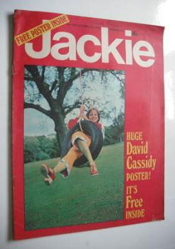 Jackie magazine - 21 October 1972 (Issue 459)