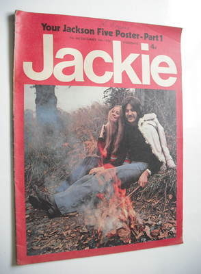 <!--1972-12-16-->Jackie magazine - 16 December 1972 (Issue 467)