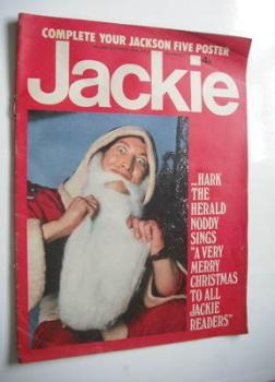 Jackie magazine - 23 December 1972 (Issue 468)
