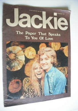 <!--1971-01-16-->Jackie magazine - 16 January 1971 (Issue 367)