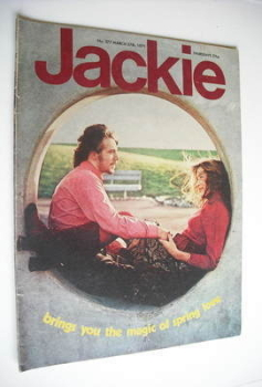Jackie magazine - 27 March 1971 (Issue 377)