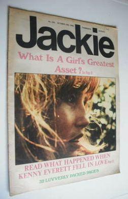 <!--1968-10-12-->Jackie magazine - 12 October 1968 (Issue 249)