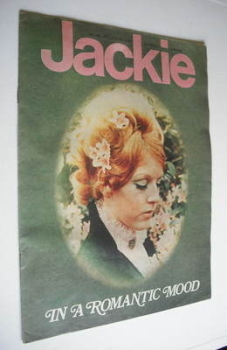 Jackie magazine - 5 October 1968 (Issue 248)