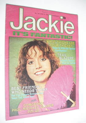 <!--1978-04-08-->Jackie magazine - 8 April 1978 (Issue 744)