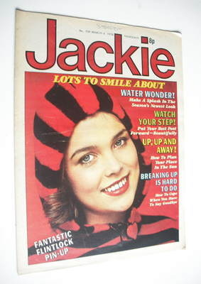 <!--1978-03-04-->Jackie magazine - 4 March 1978 (Issue 739)
