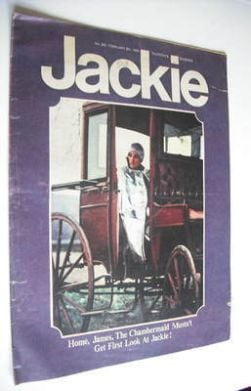 <!--1969-02-08-->Jackie magazine - 8 February 1969 (Issue 266)