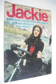 Jackie magazine - 15 March 1969 (Issue 271)