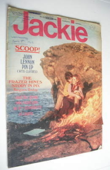 Jackie magazine - 12 April 1969 (Issue 275)