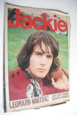 <!--1969-07-19-->Jackie magazine - 19 July 1969 (Issue 289)