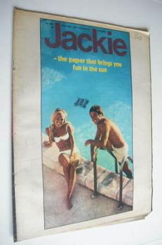 Jackie magazine - 26 July 1969 (Issue 290)