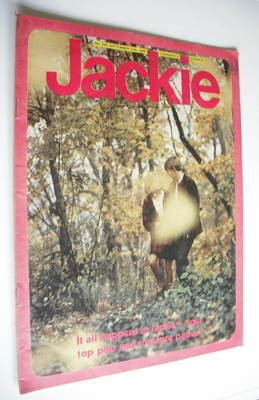 <!--1969-09-27-->Jackie magazine - 27 September 1969 (Issue 299)