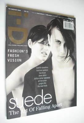 <!--1994-10-->i-D magazine - Stella Tennant and Brett Anderson cover (Octob