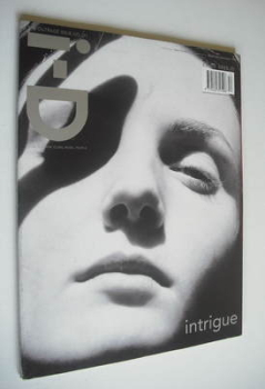 i-D magazine - Laura Foster cover (December 1997 - No 171)