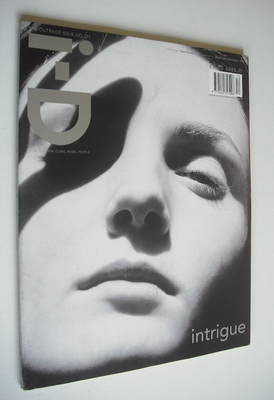 <!--1997-12-->i-D magazine - Laura Foster cover (December 1997 - No 171)