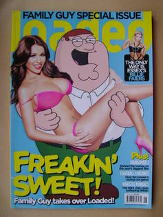 <!--2011-06-->Loaded magazine - Holly Peers cover (June 2011)
