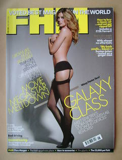 <!--2009-06-->FHM magazine - Diora Baird cover (June 2009)