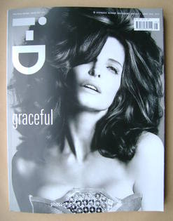 i-D magazine - Stephanie Seymour cover (Fall 2012 - Issue 321)