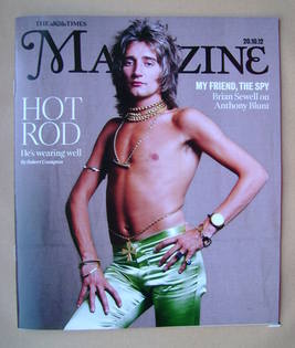<!--2012-10-20-->The Times magazine - Rod Stewart cover (20 October 2012)