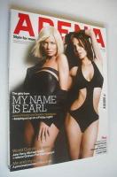 <!--2006-07-->Arena magazine - July 2006 - Jaime Pressly and Nadine Velazquez cover