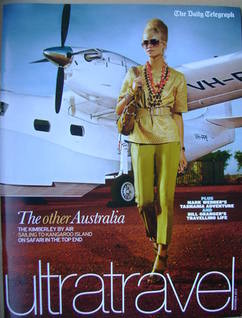 Ultratravel magazine - November 2012