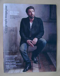 <!--2012-11-03-->Telegraph magazine - Ben Affleck cover (3 November 2012)