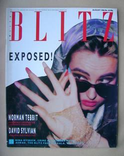 <!--1986-08-->Blitz magazine - August 1986