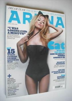Arena magazine - April 2008 - Cat Deeley cover