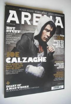 Arena magazine - May 2008 - Joe Calzaghe cover
