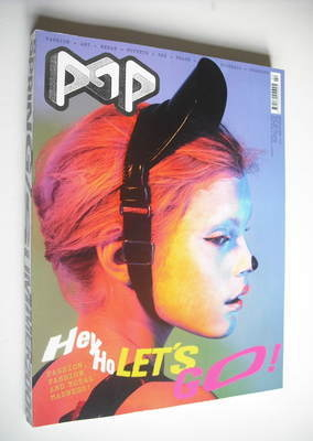 <!--2006-04-->POP magazine - Jessica Stam cover (Spring/Summer 2006)
