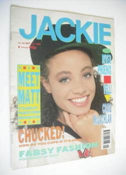 Jackie magazine - 13 October 1990 (Issue 1397)