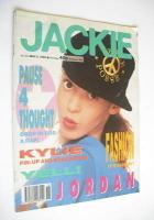 <!--1990-05-05-->Jackie magazine - 5 May 1990 (Issue 1374)