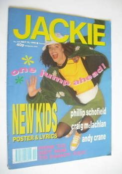 Jackie magazine - 12 May 1990 (Issue 1375)