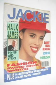 Jackie magazine - 26 May 1990 (Issue 1377)