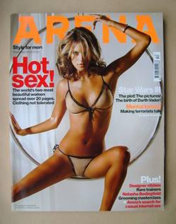 <!--2004-12-->Arena magazine - December 2004 - Alessandra Ambrosio cover