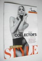 <!--2012-09-23-->Style magazine - Jourdan Dunn cover (23 September 2012)