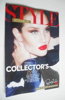 Style magazine - Rosie Huntington-Whiteley cover (23 September 2012)