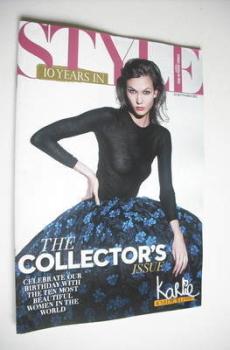 Style magazine - Karlie Kloss cover (23 September 2012)