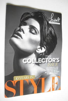 <!--2012-09-23-->Style magazine - Isabeli Fontana cover (23 September 2012)
