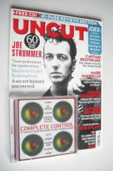 Uncut magazine - Joe Strummer cover (September 2012)