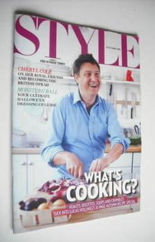 Style magazine - Lucas Hollweg cover (21 October 2012)