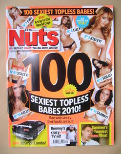 <!--2010-05-28-->Nuts magazine - 28 May-3 June 2010