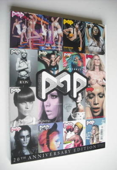 POP magazine - 20th Anniversary Edition (Winter 2008)