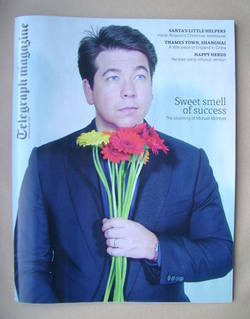 <!--2012-11-10-->Telegraph magazine - Michael McIntyre cover (10 November 2
