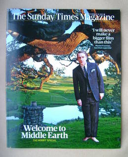 <!--2012-11-18-->The Sunday Times magazine - Martin Freeman cover (18 Novem