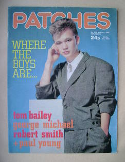 Patches magazine - 9 March 1985